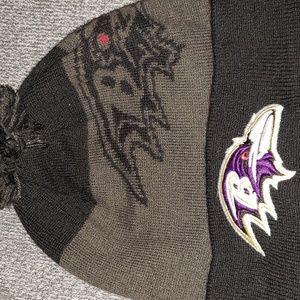 Ravens NFL shop.com beanie 2019